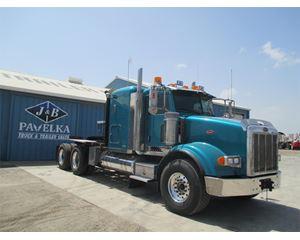 Peterbilt 378 Winch / Oil Field Truck