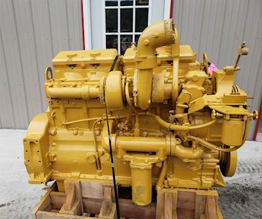 1994 Caterpillar 3406B Engine