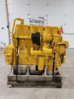 1995 Caterpillar 3406E Engine