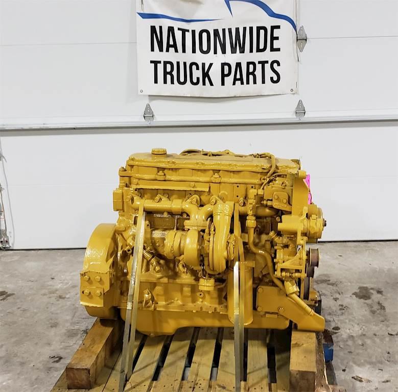 2004 Caterpillar C7 ACERT Engine For Sale | Scranton, PA | S741 |  MyLittleSalesman com