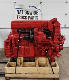 2008 Cummins ISX Engine