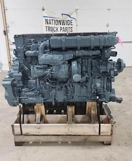 2014 Detroit DD15 Engine