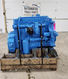 1999 International DT466E Engine