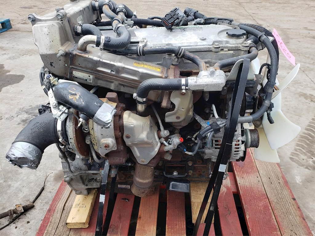 2012 Isuzu 4HE1TC Engine For Sale | Scranton, PA | S620 |  MyLittleSalesman com