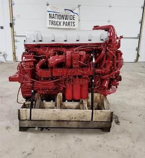 2012 Mack MP8 Engine
