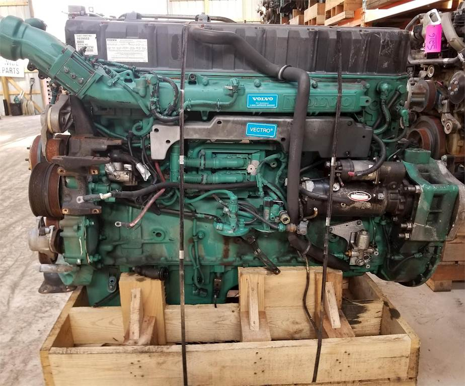 2006 Volvo D12d Engine For Sale