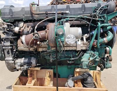 2008 Volvo D16 Engine