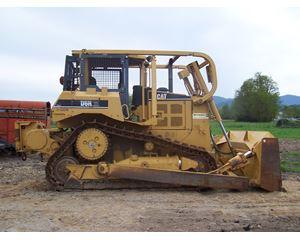 Caterpillar D6R Crawler Loader