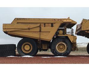 Caterpillar 789 Dump Truck
