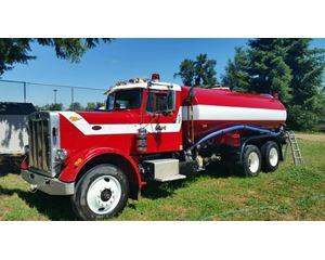 1969 Peterbilt Fire Truck
