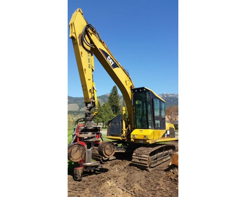 Caterpillar 568LL - Forestry Excavators - Forestry ...   Cat Forestry Equipment