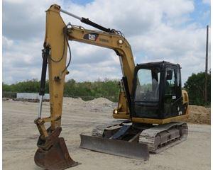 2009 Caterpillar 307D Crawler Excavator
