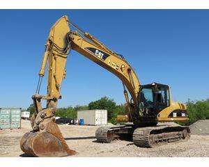 2007 Caterpillar 320C L Crawler Excavator