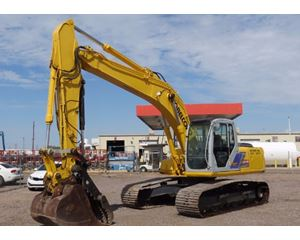2005 Kobelco SK210LC Crawler Excavator