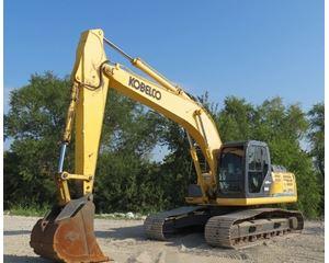 2007 Kobelco SK210LC Crawler Excavator