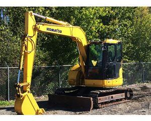 2008 Komastu PC78US-8 Crawler Excavator