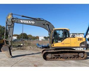 2008 Volvo EC160CL Crawler Excavator