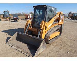 2013 Mustang 2500RT Skid Steer Loader