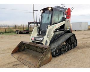 2014 Terex PT75 Skid Steer Loader