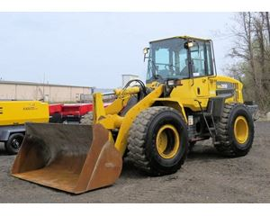 2008 Komastu WA200-6 Wheel Loader