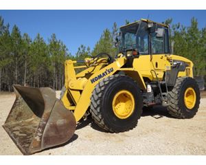 2008 Komastu WA250-6 Wheel Loader