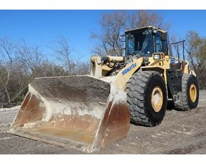 2007 Komastu WA450-6 Wheel Loader