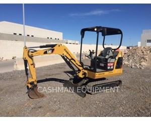 Caterpillar 301.8CQ Crawler Excavator