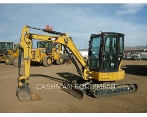 Caterpillar 304D CR Crawler Excavator