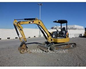 Caterpillar 305C CR Crawler Excavator