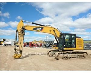 Caterpillar 320E LRR Crawler Excavator