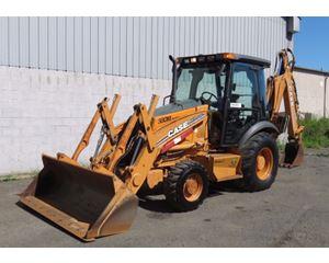 2007 CASE 580M Series II Backhoe