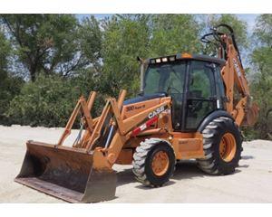 2006 CASE 590 Super M Series 2 Backhoe