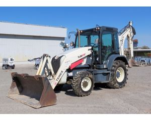 2011 Terex TLB840PS Backhoe
