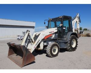 2012 Terex TLB840PS Backhoe