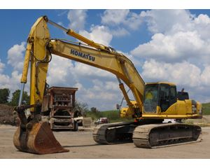 2007 Komatsu PC400LC-7E0 Crawler Excavator
