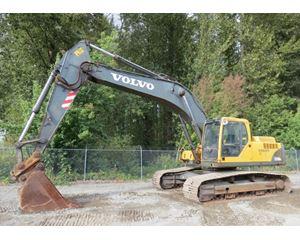 2005 Volvo EC290BLC Crawler Excavator