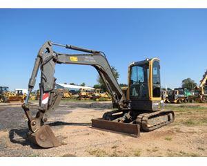 2007 Volvo ECR58 Crawler Excavator