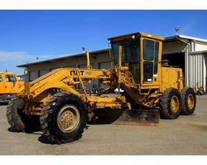 1987 Caterpillar 140G Motor Grader