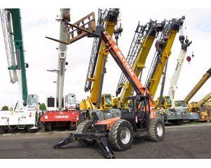 2005 SkyTrak 10054 Telescopic Forklift