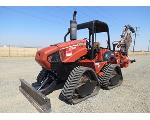 2012 Ditch Witch RT115 Trencher