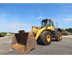 2004 Komastu WA380-5H Wheel Loader