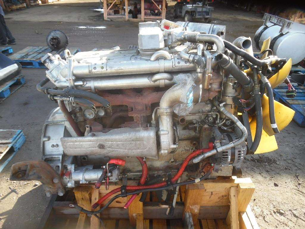 Mercedes engine on 906la cid 388 service manual for Mercedes benz engine oil recommendations