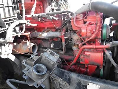 Cummins ISX A/C Compressor for a 2005 Gmc/Volvo/White VNL200