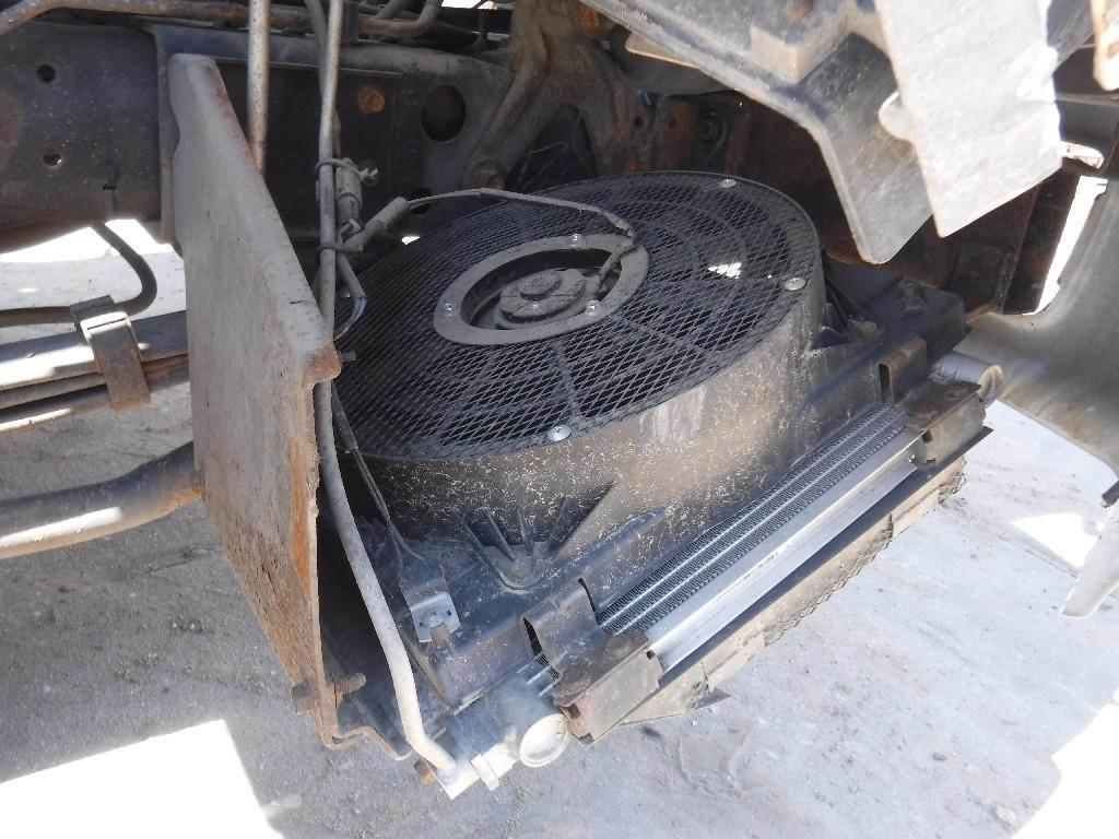 2004 Isuzu Nqr A C Condenser For Sale Hudson Co 236422 Npr Fan Wiring