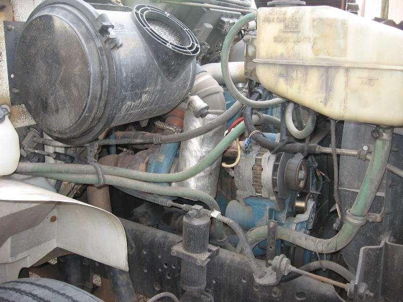 International Dt466 Alternator For A 1998 International