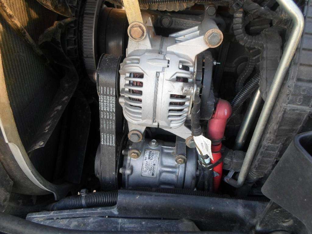 Paccar MX-13 Alternator for a 2015 Kenworth T680