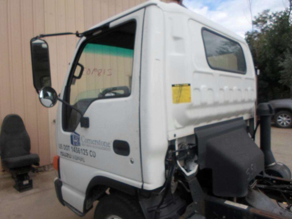 2000 Isuzu NPR Front Door Assembly