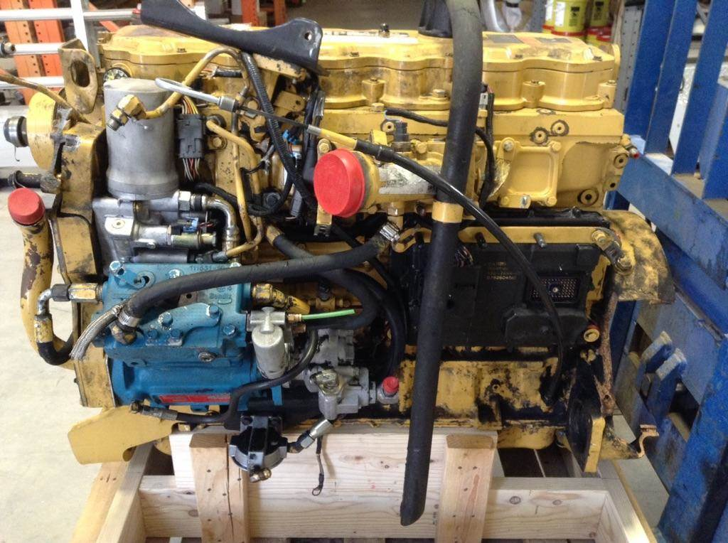 Caterpillar 3126 Engine for a 2004 FORD F750 For Sale ...