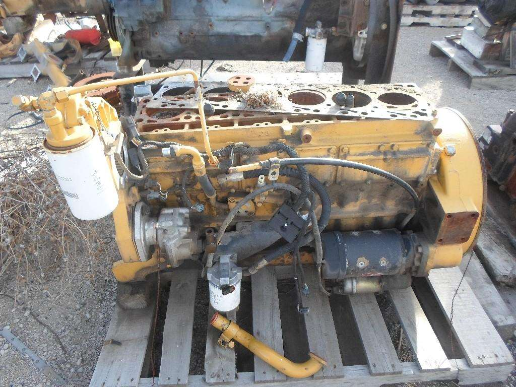 Caterpillar 3126 Engine For A 2001 Ford F650 For Sale