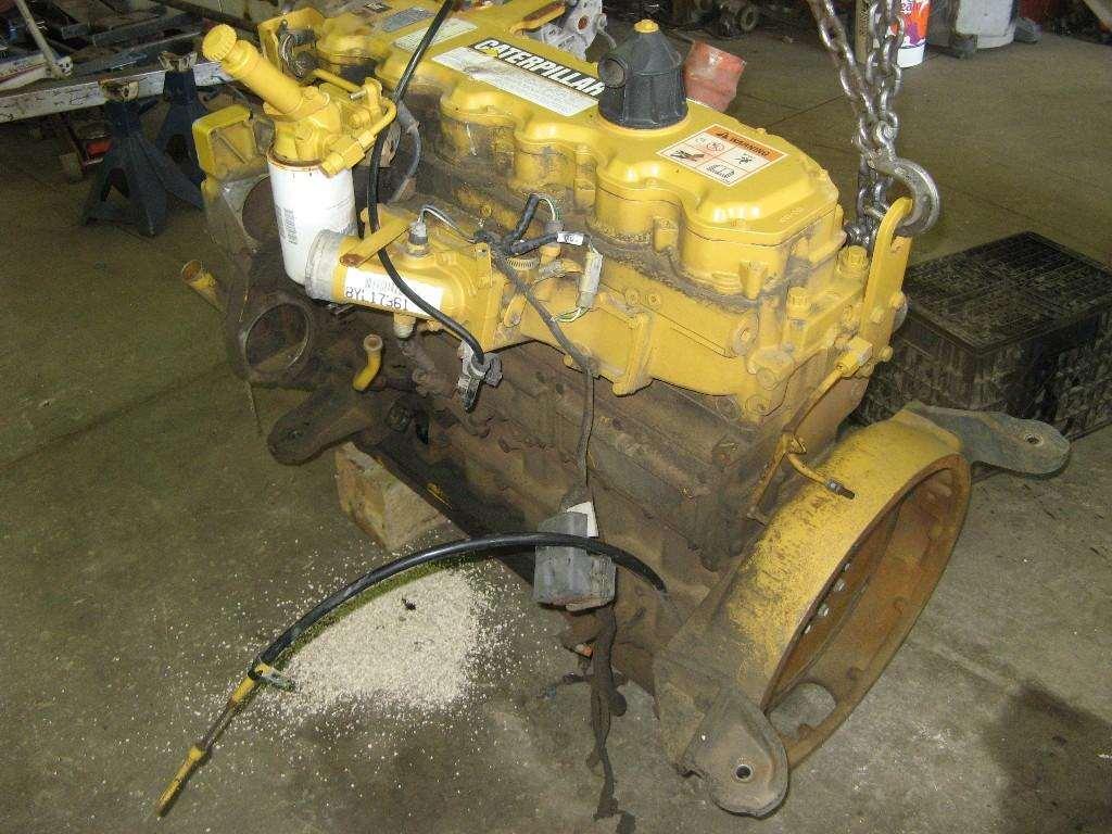 Caterpillar 3126 Engine for a 2000 GMC - Medium C7500 For
